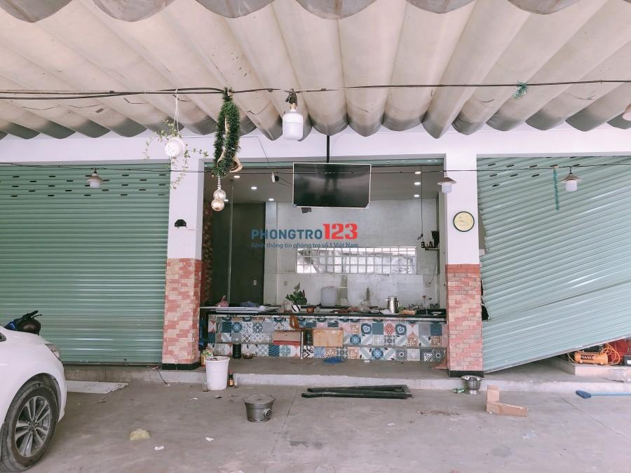 Cho thuê nhà mặt tiền 1138 Phạm Văn Đông P Linh Đông Q Thủ Đức LH Mr Chí 0898535892