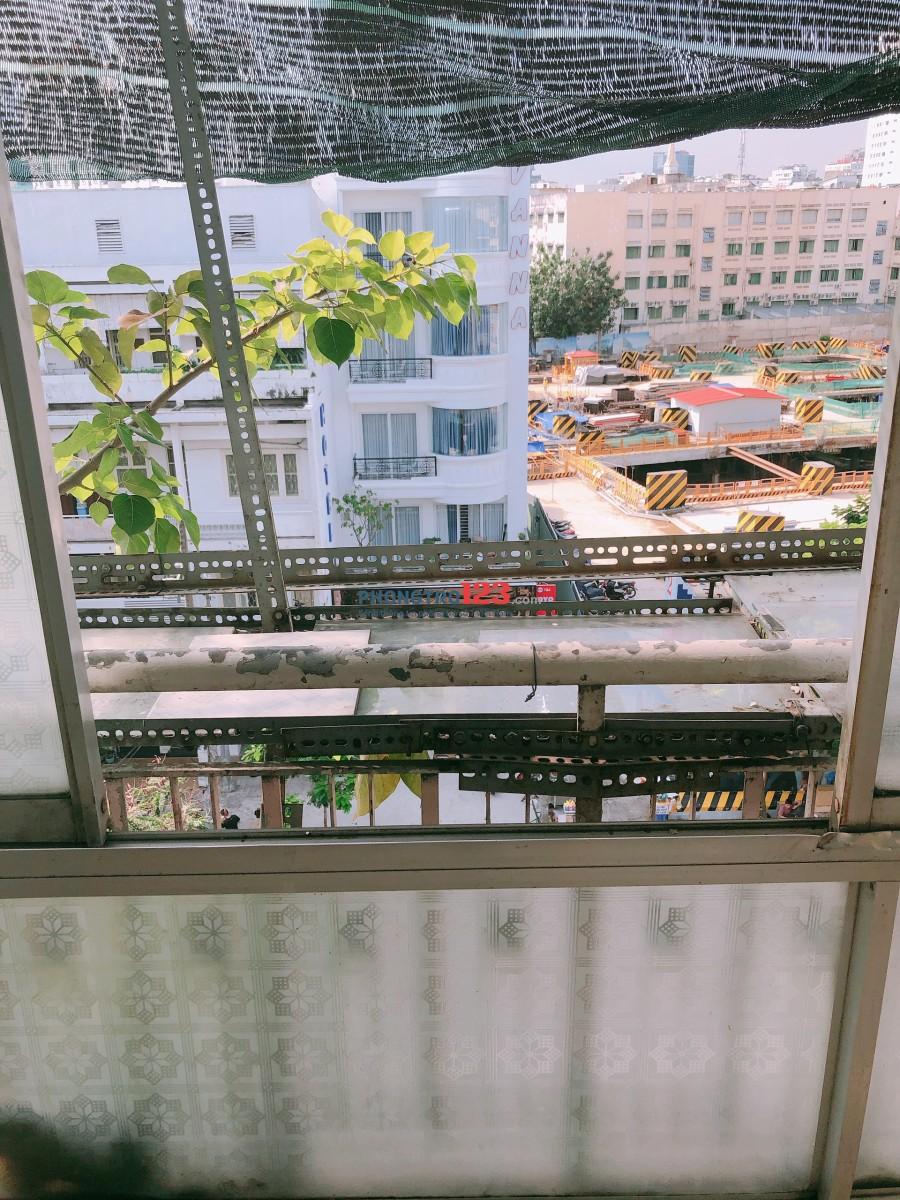 Cho thuê nhà chung cư ngay Nguyễn Cư Trinh Quận 1 giá 6tr/tháng LH Ms Luyên 0983279963