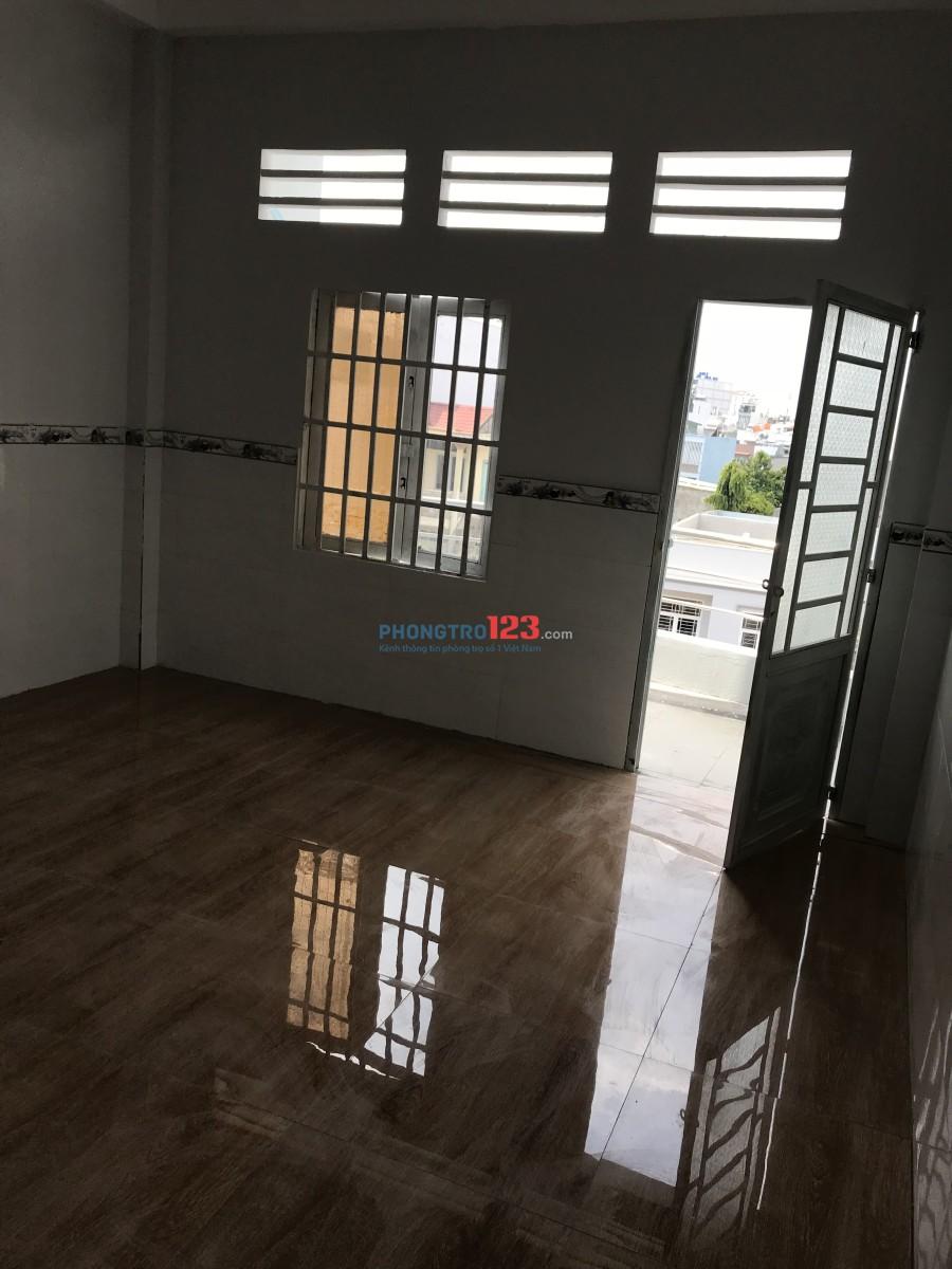 Cho thuê phòng mới xây bên cạnh siêu thị Aeon giá rẽ.