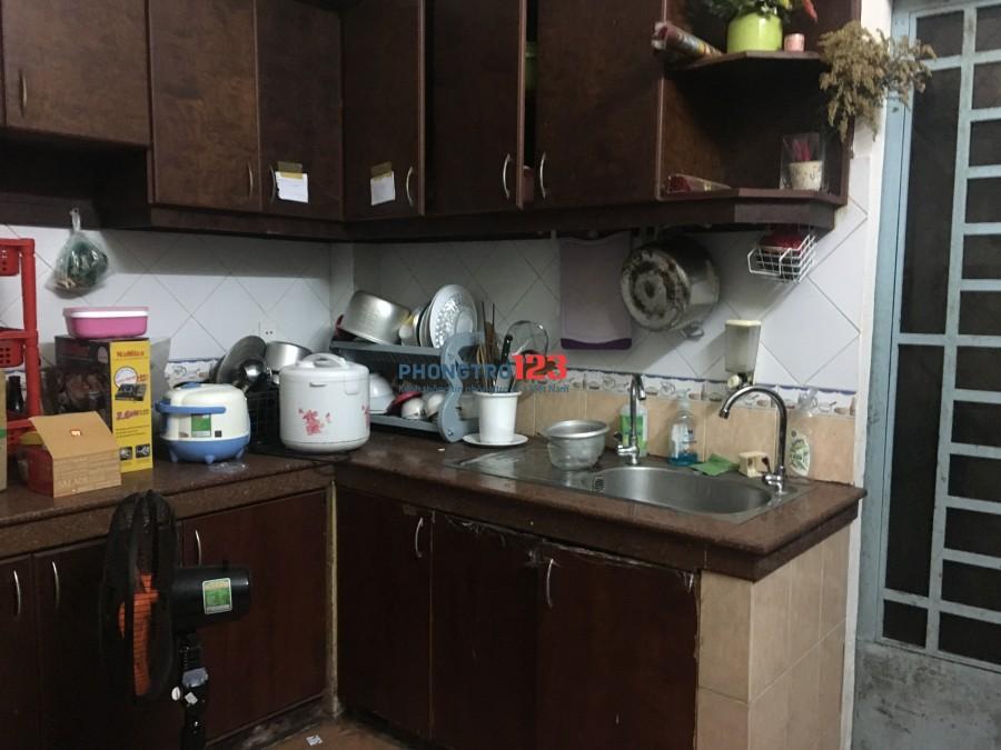Cho thê phòng máy giặt, máy lạnh Phan Xích Long