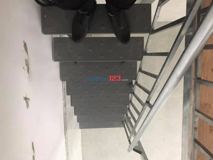 Phòng Cho Thuê Q.9 + Gác 40m2