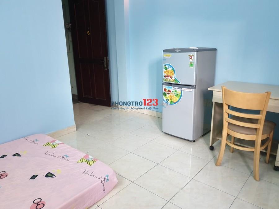 Phòng đẹp, đủ tiện nghi, giờ tự do, gần ĐH Văn Lang. Giá chỉ 3tr4