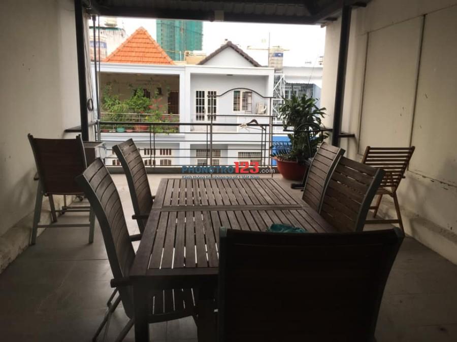 Cho thuê phòng trọ víp nhất quận Bình Thạnh