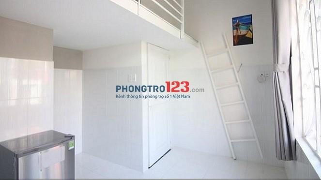 Cho thuê phòng trọ cao cấp mới xây giá rẻ đường Nguyễn Duy Cung, quận Gò Vấp