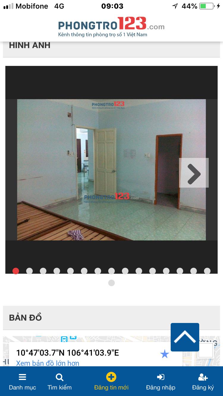 Cần tìm bạn nữ ở ghép phòng riêng 30m gần mặt đường Lê Thánh Tông, Hải Phòng