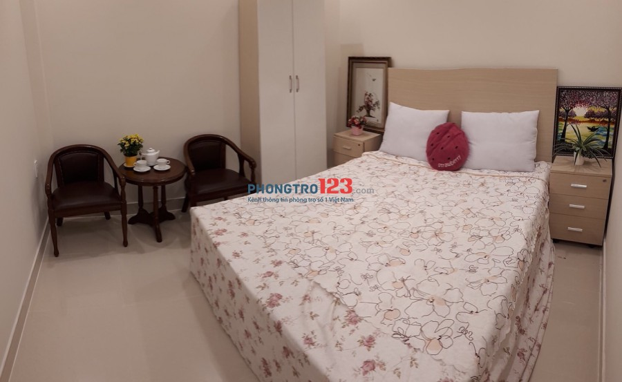 Căn hộ dịch vụ cho thuê giá rẻ quận Tân Bình-CAS APARTMEENT
