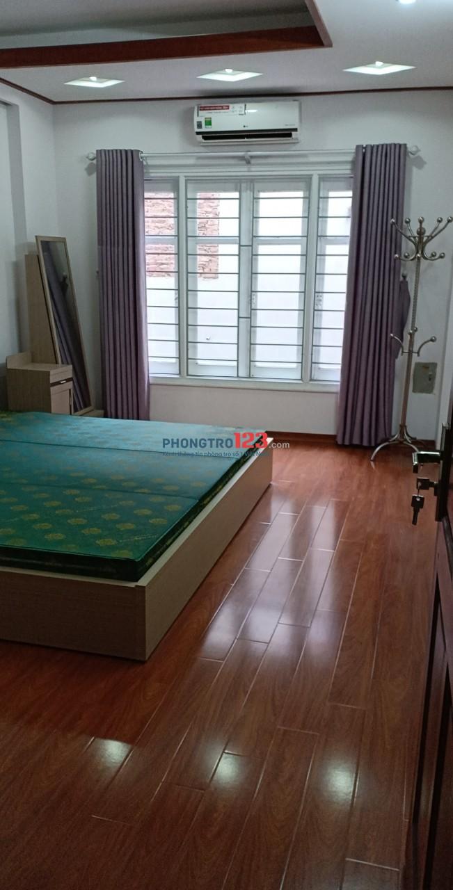 Cho thuê phòng đẹp 30m2 đường Hoàng Mai