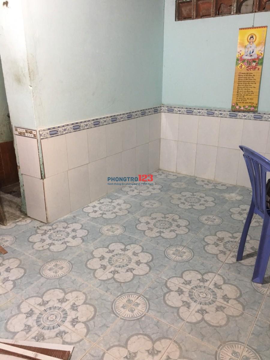 Cho thuê phòng trọ gần cầu Rạch Lăng, Đường Phạm Văn Đồng, Bình Thạnh