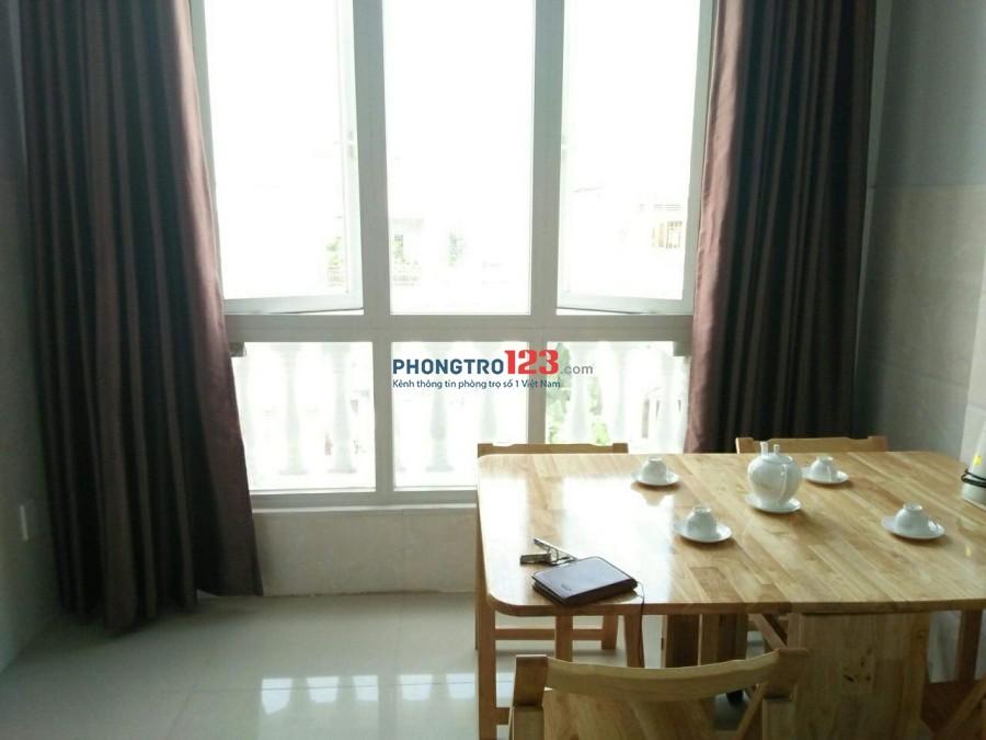 Cho thuê phòng trọ, căn hộ cao cấp gần Lotte mark quận 7