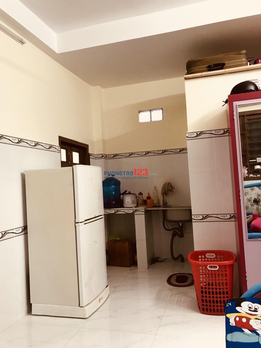 Tìm người ở ghép phòng trọ hẻm 379 đường Quang Trung