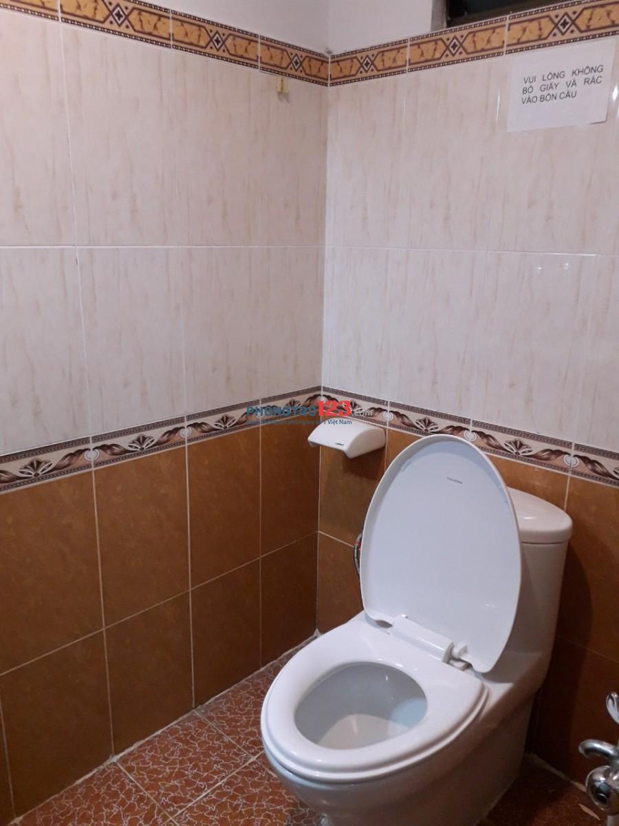 Phòng sạch đẹp đầy đủ tiện nghi gần Hoàng Hoa Thám