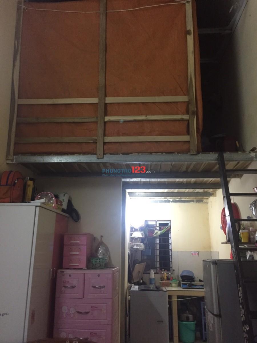 Phòng trọ khép kín 25m2 ở Hà Đông