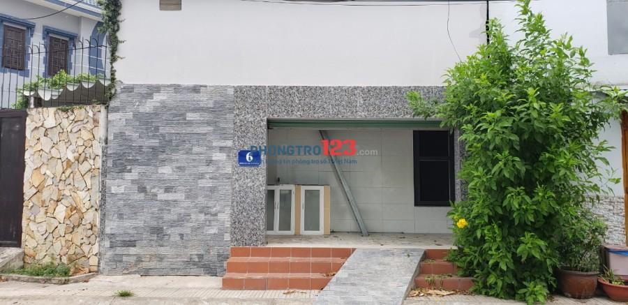 Cho thuê mặt bằng riêng biệt DT 24m2, Ngay MT đường số 12, P.An Phú, Q.2. LH Ms Thảo