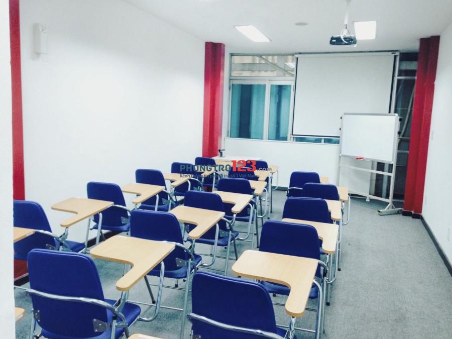 Phòng học, phòng dạy cho thuê quận Phú Nhuận