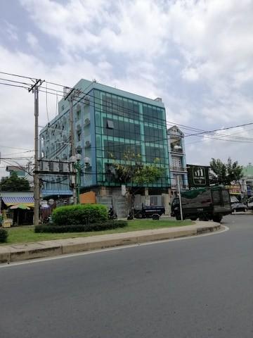 Tòa nhà văn phòng cho thuê nguyên căn, Tân Sơn, Tân Bình
