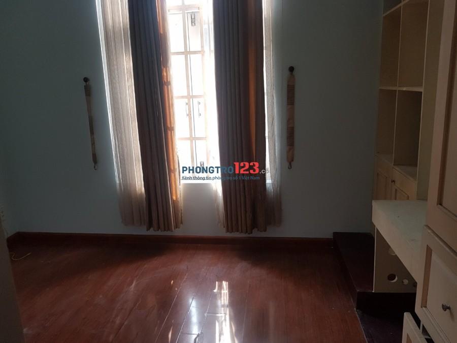 phòng cho thuê đường D2 - Quận Bình Thạnh