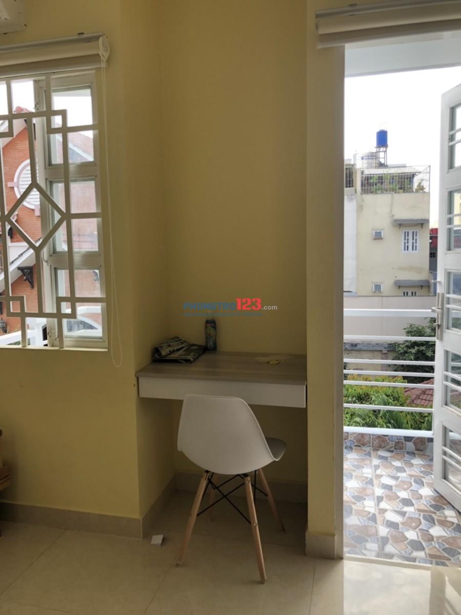 Phòng trọ cao cấp, full nội thất, điện giá 3,5 k /kw. Nước 100k người/tháng. Wifi 100k người
