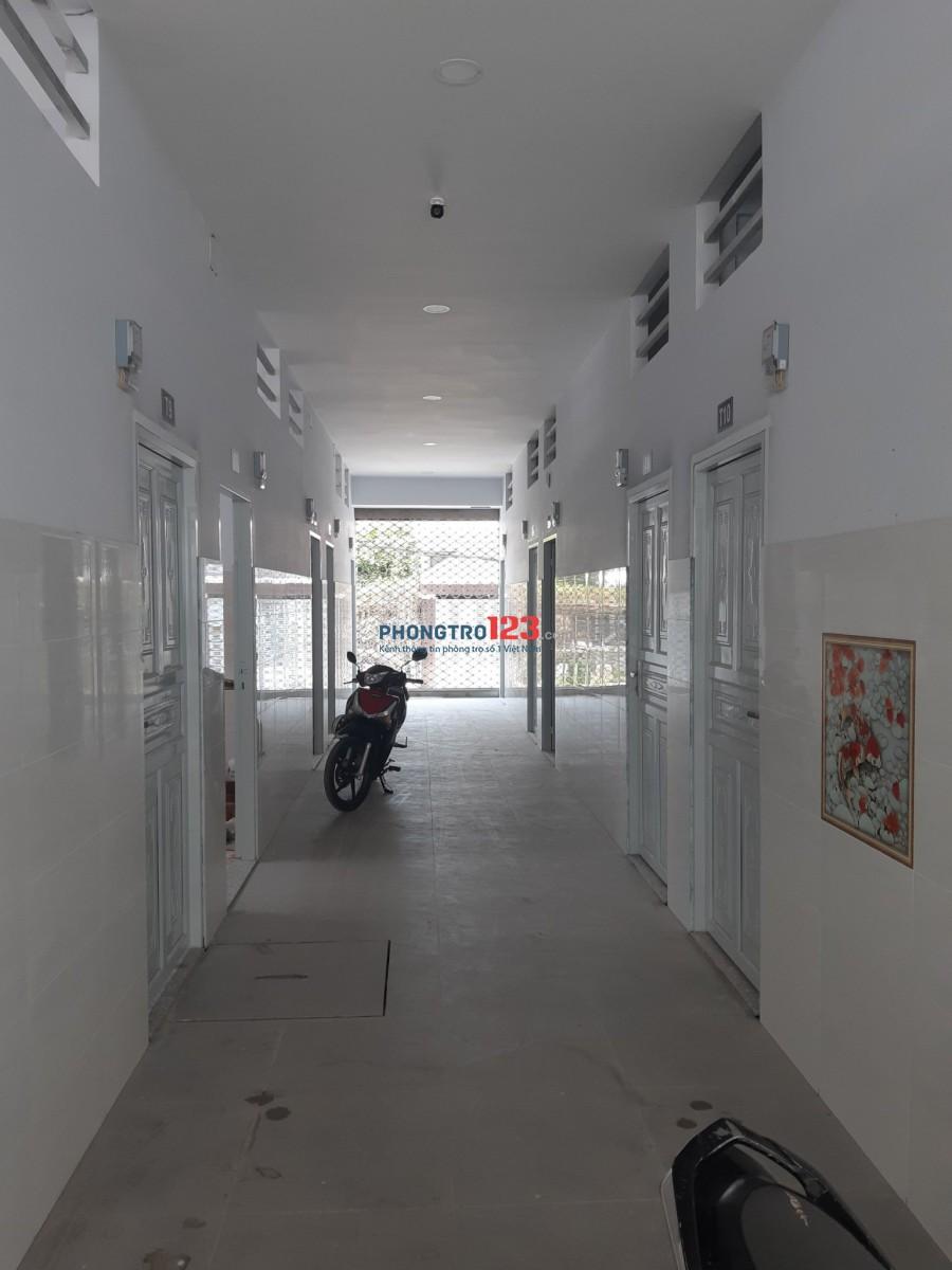 Cho thuê phòng trọ tại Gò Vấp, Có Gác - Thang Máy, Giờ Giấc Tự Do