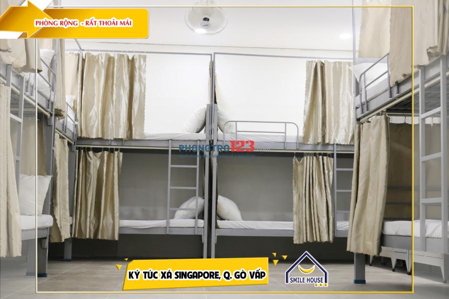 Cho thuê ký túc xá cao cấp như khách sạn, gần Phạm Văn Đồng, ĐH Văn Lang