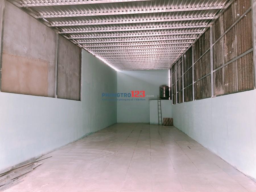 Cho thuê mặt bằng kinh doanh mới xây mặt tiền Võ Văn Vân, Q.Bình Tân. LH Ms Hằng