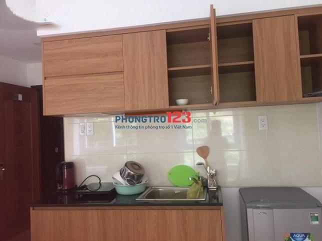 Cho thuê căn hộ mini cao cấp mới xây giá rẻ quận Gò Vấp