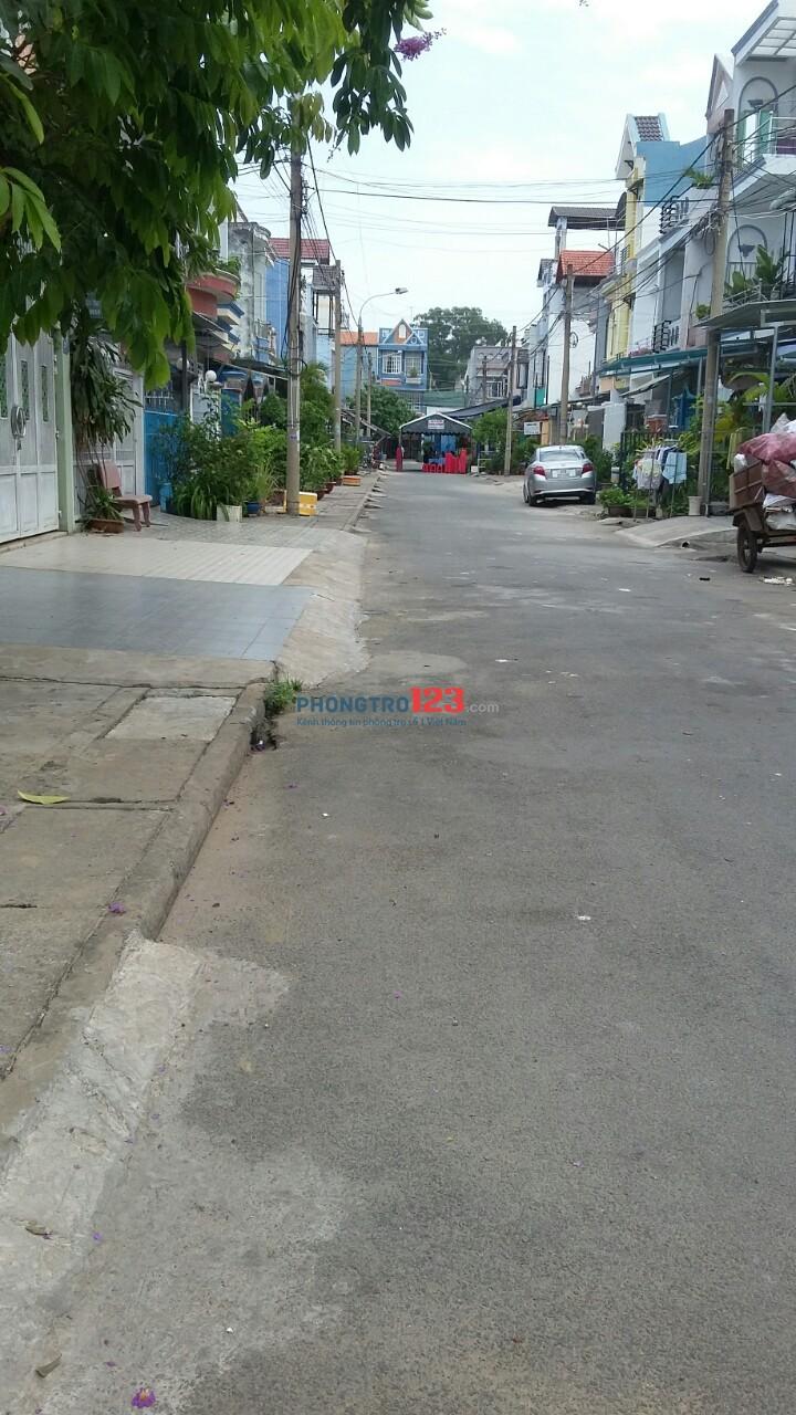 Cho thuê nhà nguyên căn 72m2 gần Trường Song Ngữ Lạc Hồng