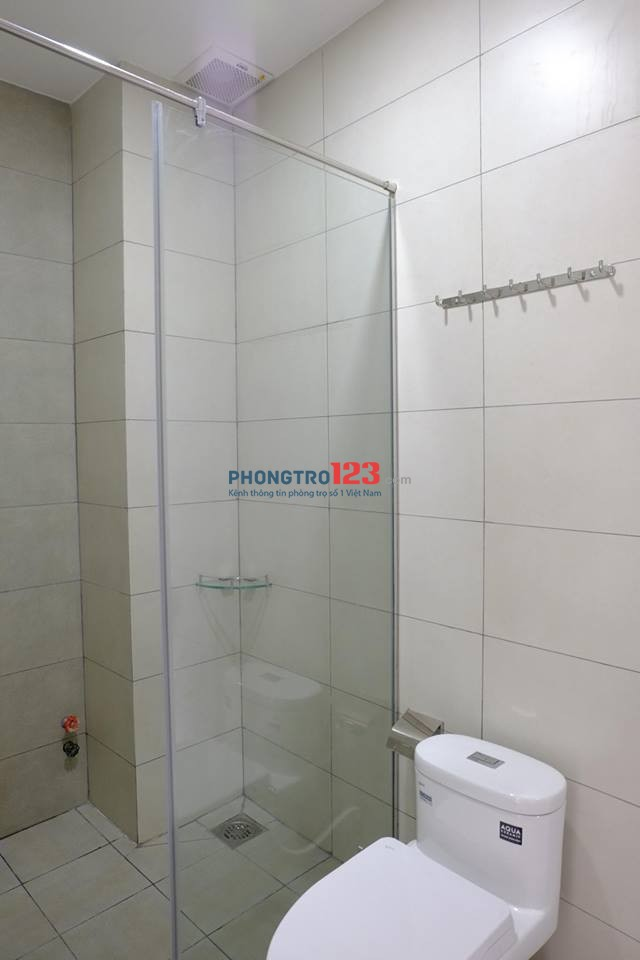 Cho thuê căn hộ mới xây giá cực rẻ tại đường Tân Sơn, quận Gò Vấp