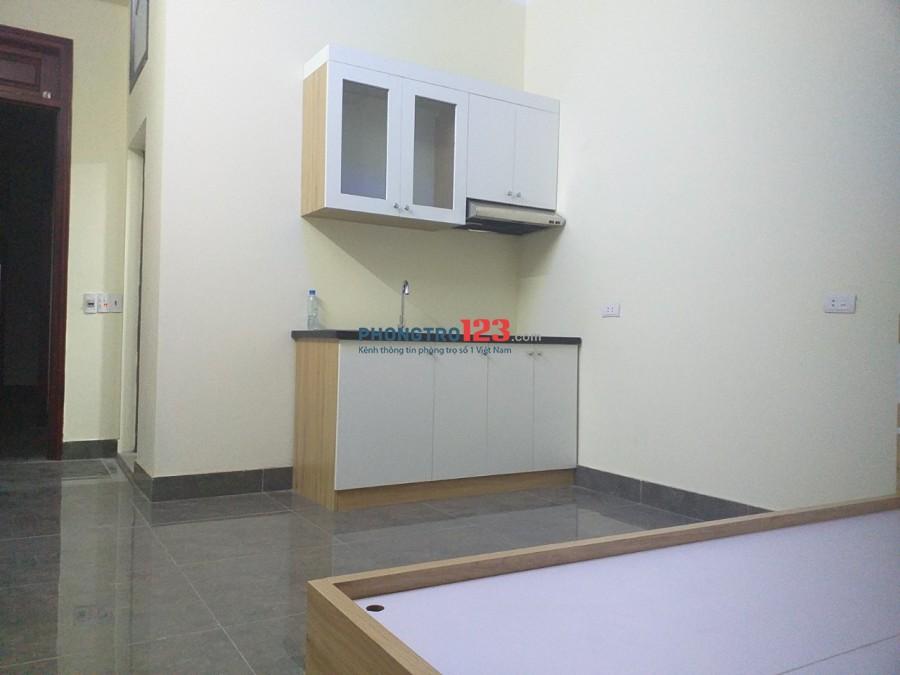 Cho thuê chung cư mini KCN Quế Võ, Bắc Ninh