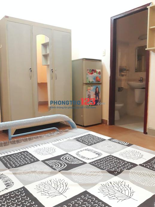Phòng đầy đủ tiện nghi có bếp, máy giặt ngã tư Phú Nhuận giá tốt chỉ hôm nay