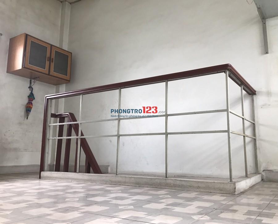 Cần cho thuê nhà nguyên căn Võ Văn Kiệt, phường 1, quận 5