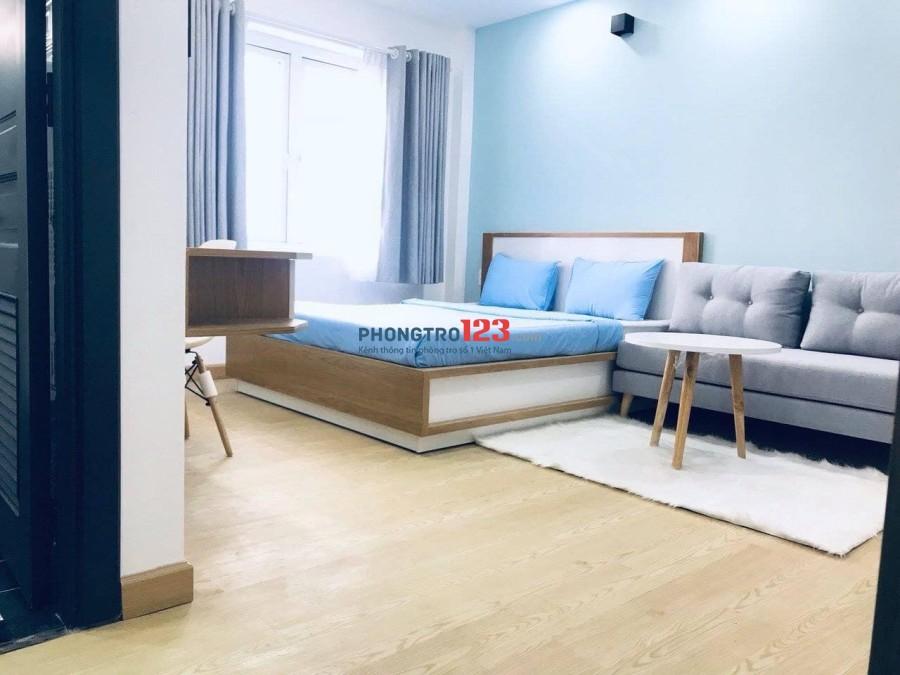 Phòng dạng căn hộ, full nội thất, Tân Bình