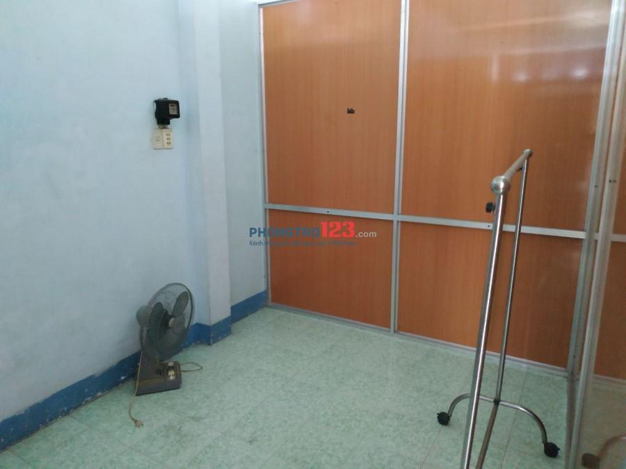 Phòng cho nữ thuê. Gần nhà sách Minh Khai, Q.1