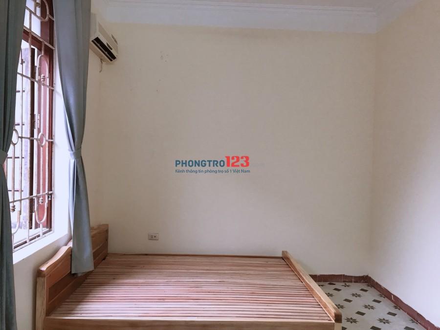 Cho thuê phòng đẹp ngay Ngã Tư Sở - phố Nguyễn Trãi full đồ, lh 0911.928.455