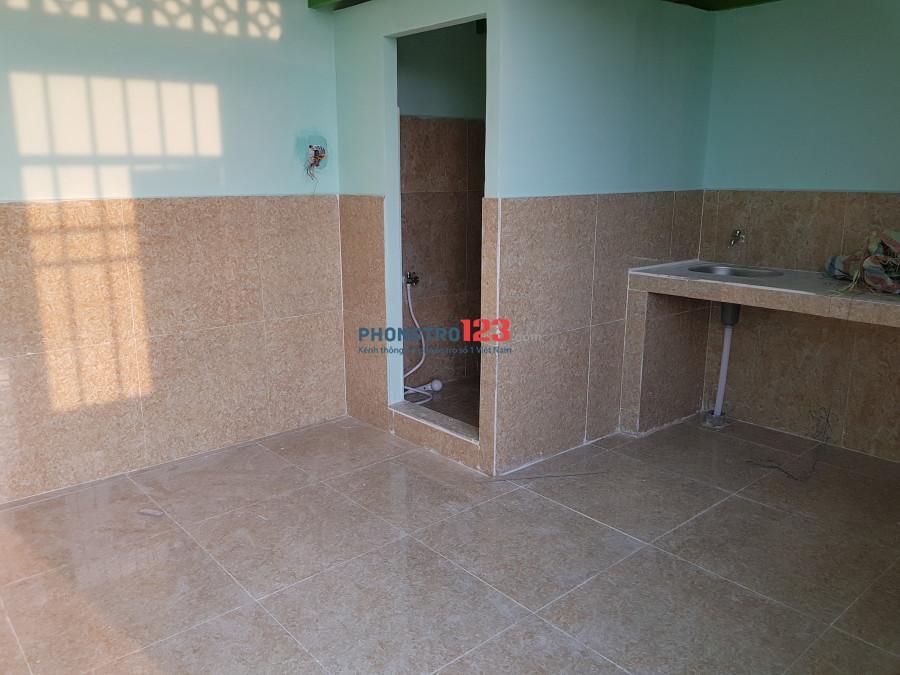 Phòng trọ cao cấp, 25m2, có gác lững, bếp nấu ăn, an ninh, mới 100%, thoáng mát