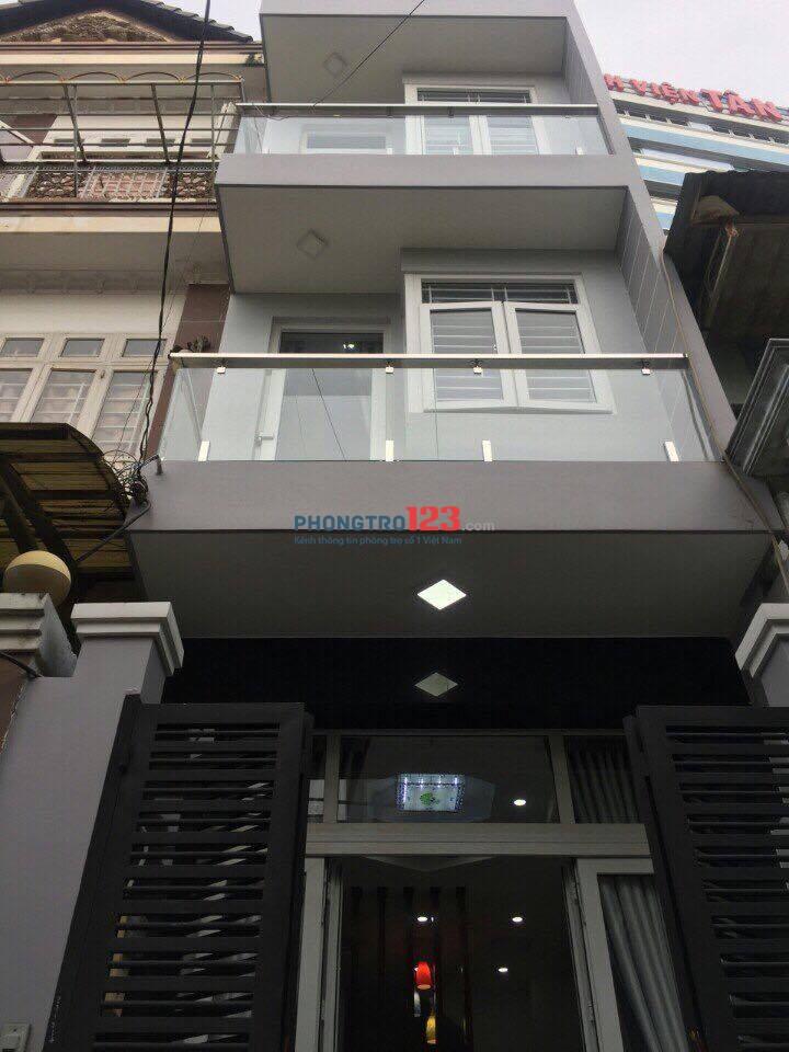 Cho thuê nhà nguyên căn 889/1A Trần Xuân Soạn, quận 7