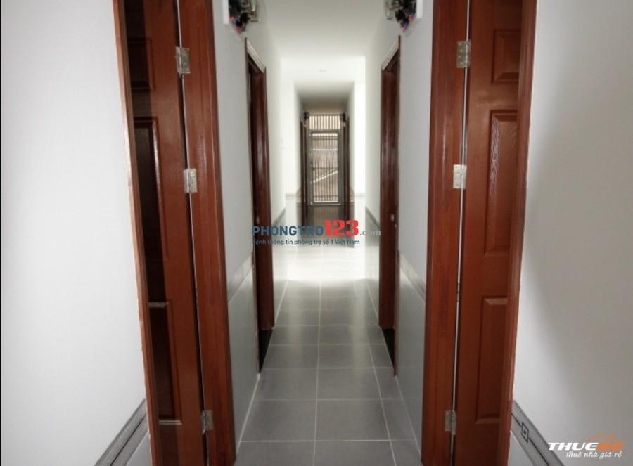 Cho thuê phòng trọ đường Nguyễn Khoái, Q.4