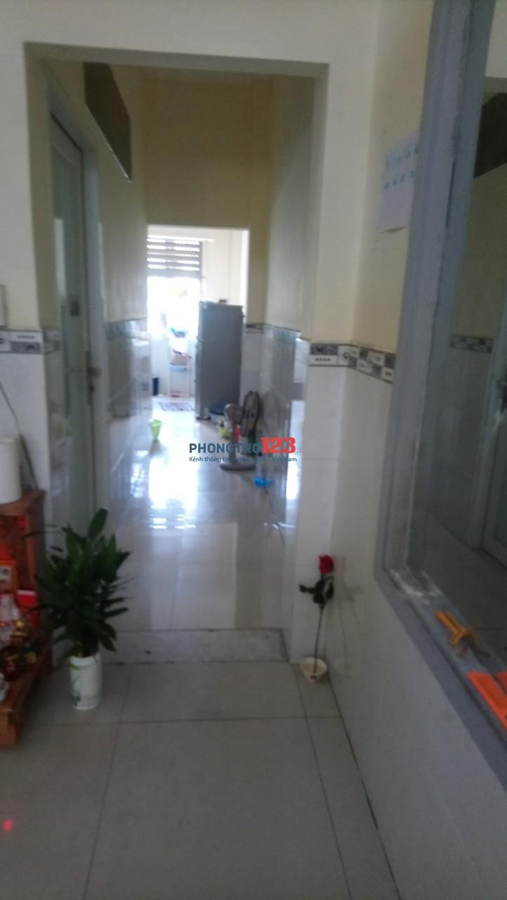Cần tìm Nữ ở ghép đường Phạm Văn Bạch -Q.Tân Bình