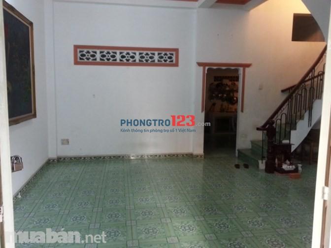 Nhà cho thuê đối diện 99 Phú Châu, Tam Bình, Thủ Đức