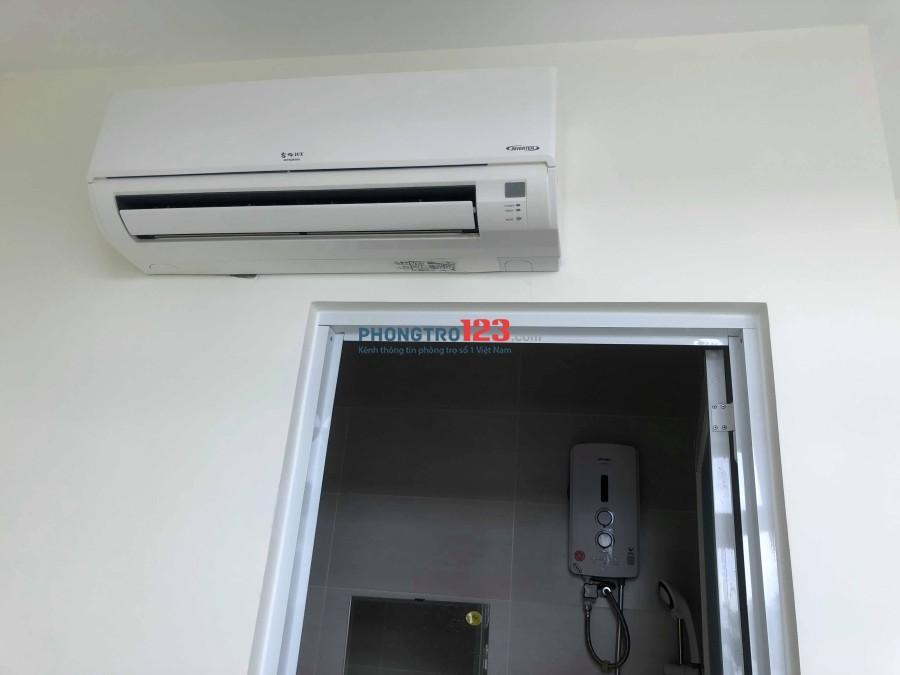 Cho thuê phòng trọ full nội thất cơ bản Quận Tân Phú, 40m2