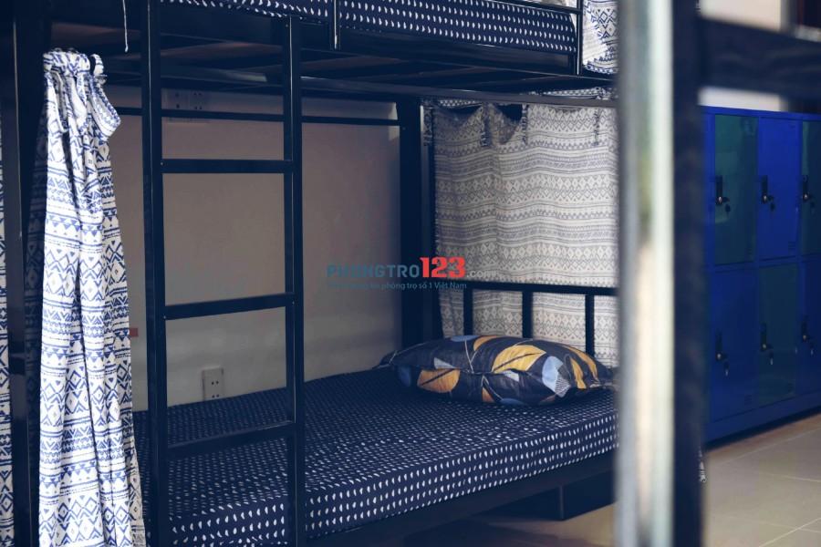Ký túc xá ở ghép quận 10 bao điện nước giá rẻ đầy đủ tiện nghi, mới xây, giờ giấc tự do