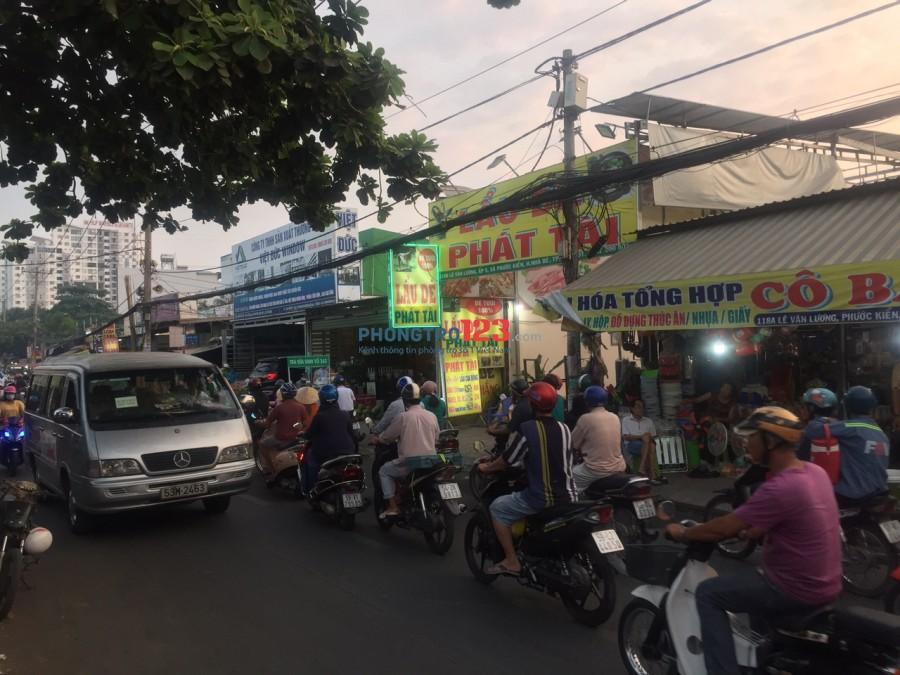 Sang mặt bằng đường Lê Văn Lương, Nhà Bè