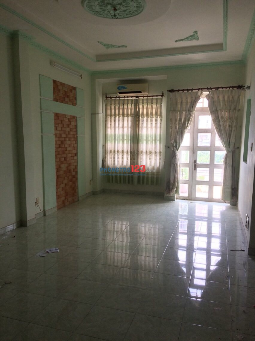 Nhà đẹp mặt tiền đường 14m gần ngã tư Mai Văn Vĩnh, quận 7