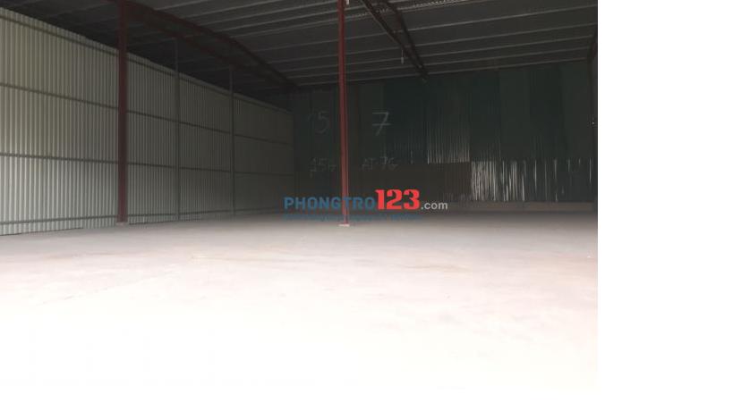Cho thuê kho xưởng, nhà máy tại Lô CC5, Phạm Văn Đồng - TP Hà Nội- lh 0981358212