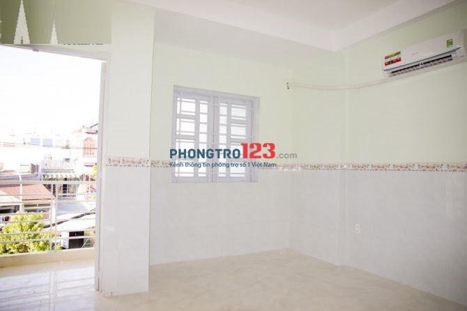Cho thuê phòng giá rẻ, DT 35m2 giá chỉ 4tr/ tháng đường Nguyễn Sỹ Sách, Tân Bình