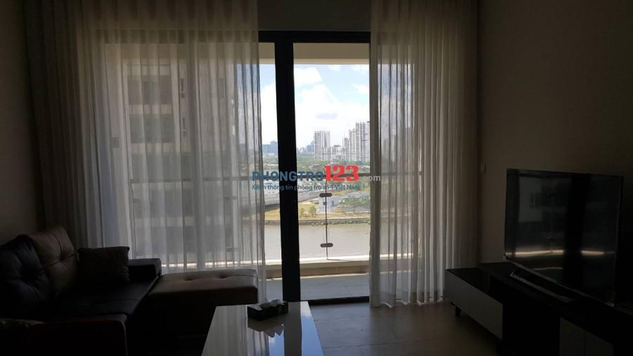 Cho thuê căn hộ Diamond Island tòa nhà Bahamas 2 căn dual-key nội thất cao cấp. LH: Ms Hà
