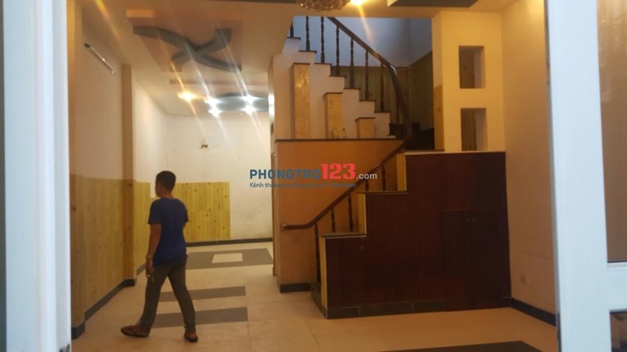 Cho thuê nhà mới nguyên căn 1 lầu hẻm 64 Ngô Quốc Chí, Q.Thủ Đức, giá 7tr/tháng Ms Hoàng Anh
