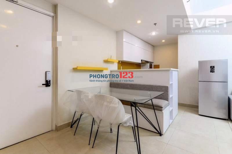 Cho thuê căn hộ Masteri Thảo Điền 65m², 2PN, Full nội thất, giá 16,3tr/tháng. LH Mr Khang