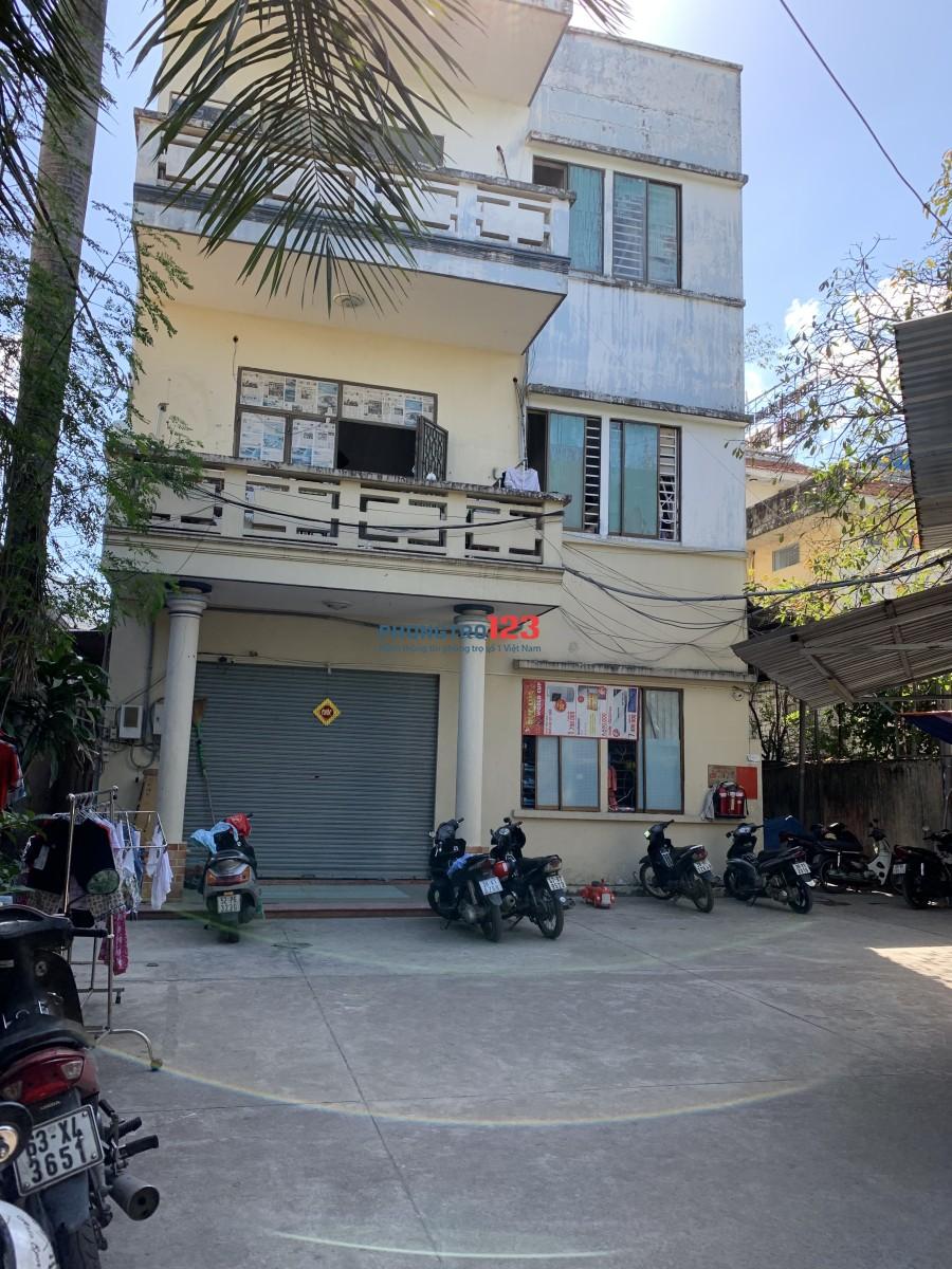 Phòng trọ 18m2, có gác, gần ngã 3 Cây Trâm & Phạm Văn Chiêu