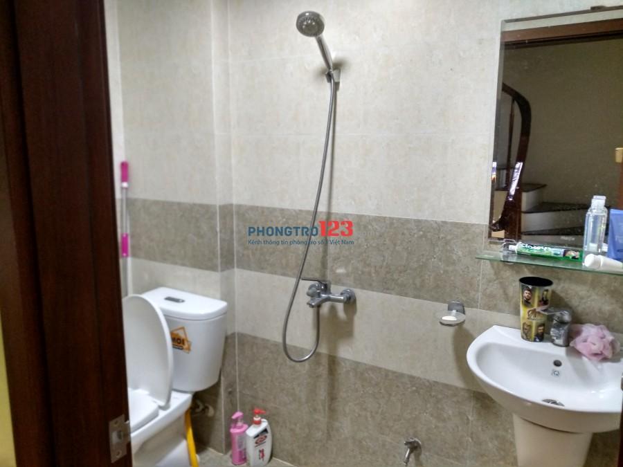 Chính chủ cho thuê 03 phòng khép kín trong ngõ 123A Thụy Khuê, Hà Nội
