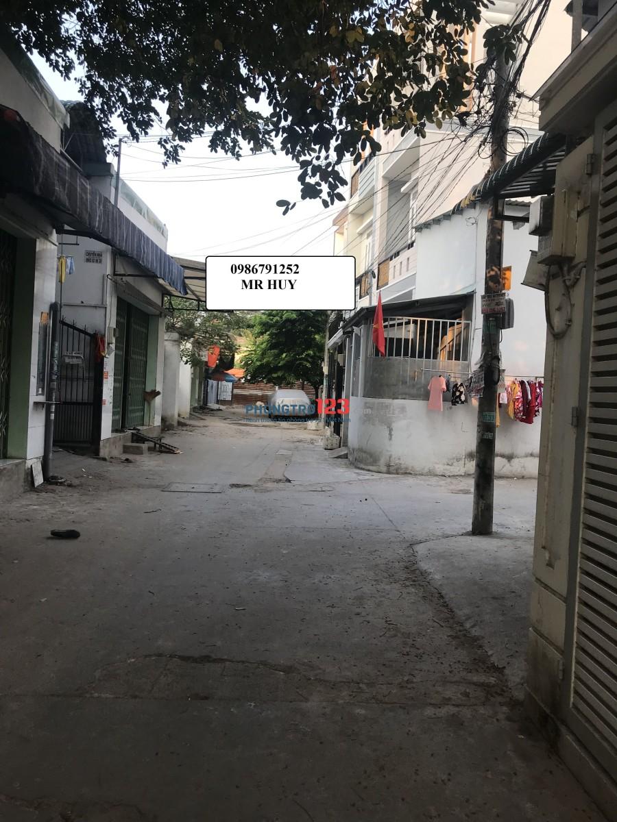 CHO THUÊ NHÀ NGUYÊN CĂN Q9, TP.HCM